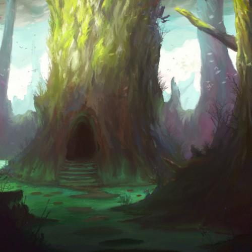 Generic Fantasy Landscape