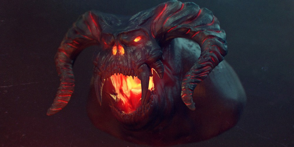 speed sculpt - very scary demon :(